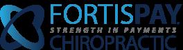 FortisPay Logo Chiropractic RGB