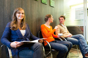 Reduce the wait in the waiting room with some simple systems.